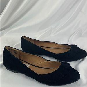 Fioni Black Flats